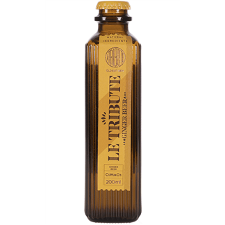 Tonica Le Tribute Ginger Beer Caja 24 Botellines 20cl