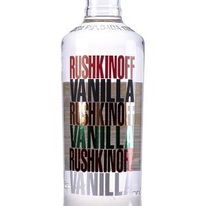 Vodka Rushkinoff Vanilla 1 Litro