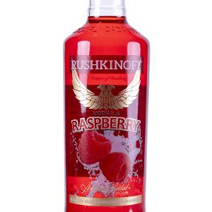 Vodka Rushkinoff Frambuesa 1 Litro