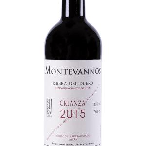 Montevannos Tinto Crianza 75cl