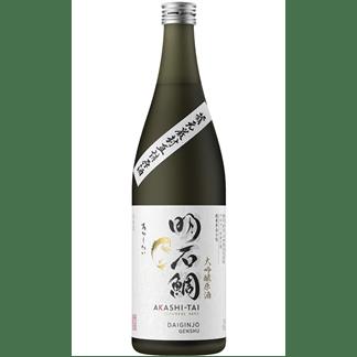 Sake Akashi Tai Honj Genshu 72cl