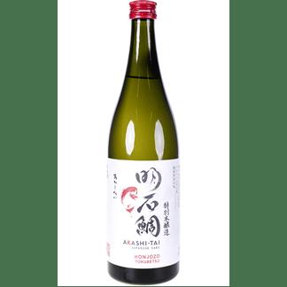 Sake Akashi Tai Honjozo 72cl