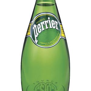 Agua Perrier 75cl Cristal Caja 12 Botellas