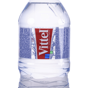 Agua Vittel 75cl con Biberon Caja 15 Botellas