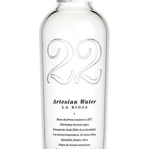 Agua Artesian 22 Con Gas 52cl Caja 20 Botellas