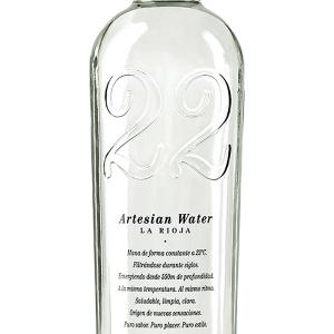 Agua Artesian 22 sin Gas 82cl Caja 12 Botellas