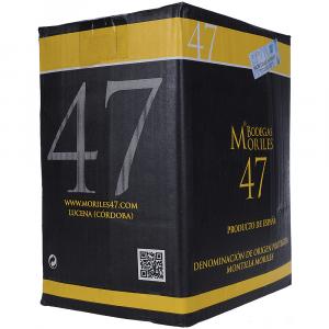 Fino Moriles Bag in Box 5 Litros