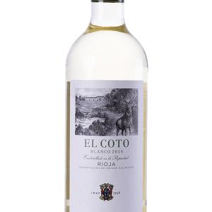 El Coto Blanco Tapón Rosca 75cl