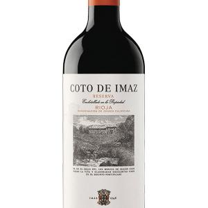 Coto de Imaz Tinto Reserva 75cl Caja Madera 6 botellas