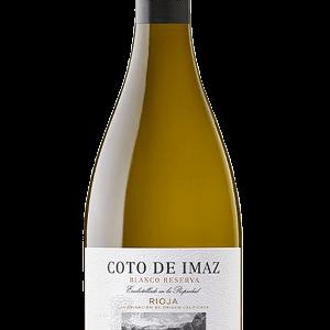 Coto Imaz Blanco Reserva 75cl