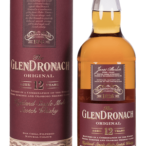 Whisky The Glendronach 12 Años 70cl