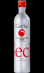 Licor Gecko Caramel Aluminio 70cl