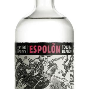 Tequila El Espolón Blanco 70cl