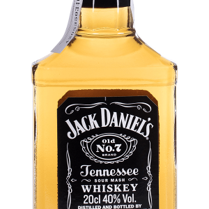 Bourbon Jack Daniel´s Petaca 20cl