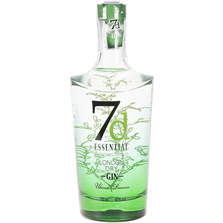 Gin 7D Essential 70cl