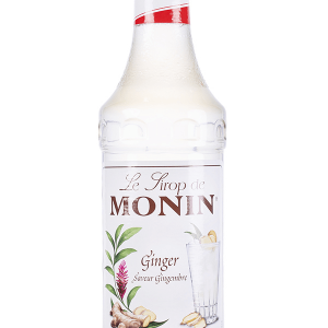 Jarabe Monín Ginger 70cl