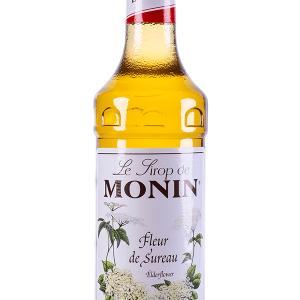 Jarabe Monín Flor de Sauco 70cl