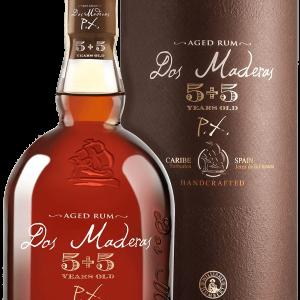 Ron Dos Maderas P.X. 50cl