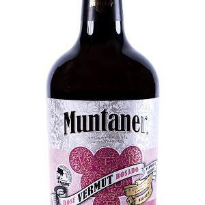 Vermut Muntaner Rosé 75cl