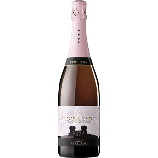 Cava Perelada Stars Touch of Rosé 75cl