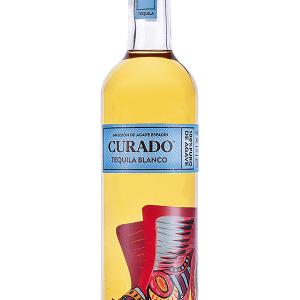Tequila Curado Blanco Espadín 70cl