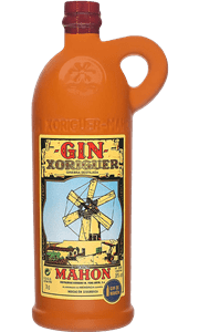 Gin Xoriguer Canet Marrón 50cl