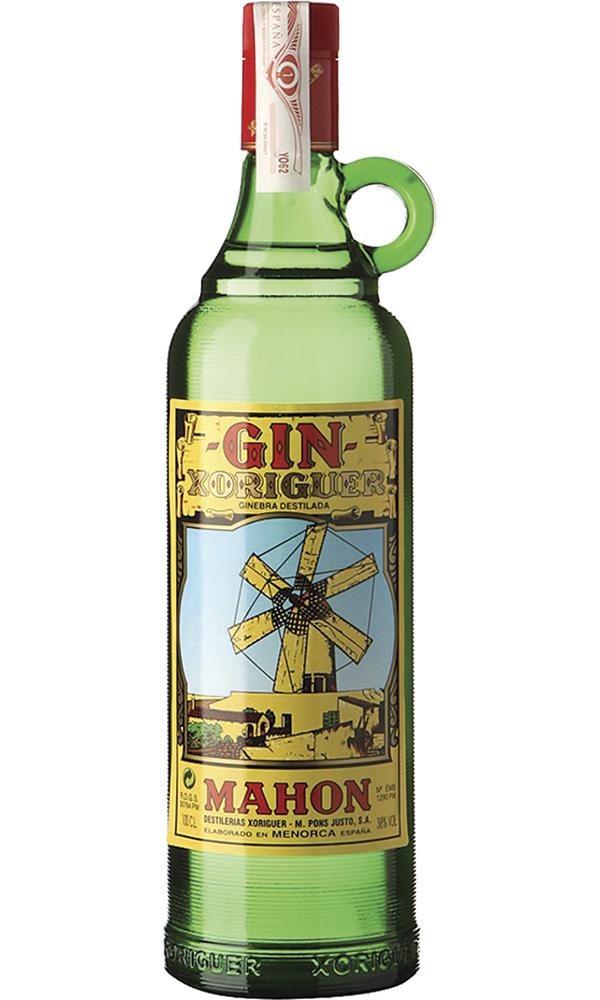 Gin Xoriguer Verde 70cl