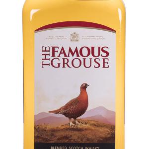 Whisky Famous Grouse Petaca Plástico 1 Ltro