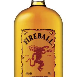 Licor Fireball Cinnamon Whisky 70cl