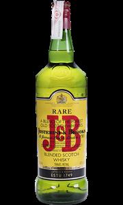 Whisky J&B 1 Litro