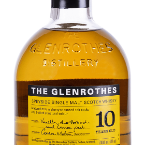 Whisky Glenrothes 10 Años 70cl