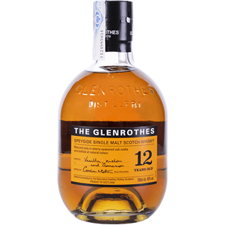 Whisky Glenrothes 12 Años 70cl