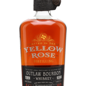 Bourbon Yellow Rose Outlaw 70cl
