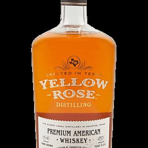 Whisky Yellow Rose Premium 70cl