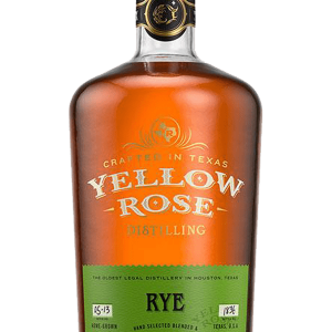 Whisky Yellow Rose Rye 70cl