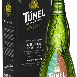 Hierbas Túnel Dulces con Estuche 70cl
