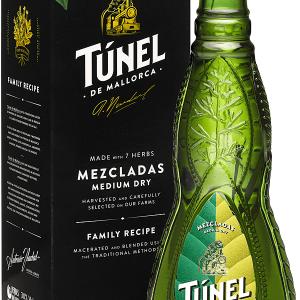 Hierbas Túnel Mezcladas con Estuche 70cl