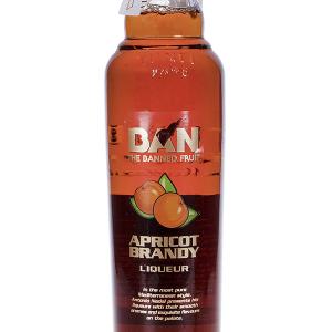 Licor Apricot Brandy 35cl