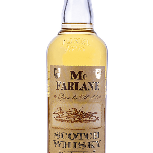 Whisky Mac Farlane Scotch Cristal 70cl