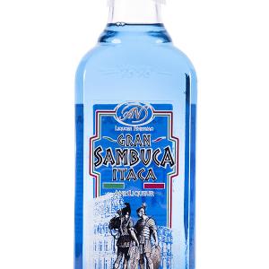 Sambuca Itaca Blue 70cl