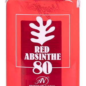 Absenta 80 Red Petaca Plástico 35cl