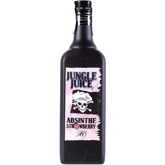 Absenta Ban Jungle Strawberry 70cl