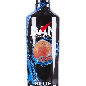 Licor Ban Blue Curaçao 1 Litro
