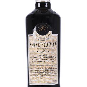 Fernet Caimán 1 Litro