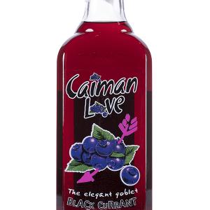 Licor Caimán Love Cassis 70cl