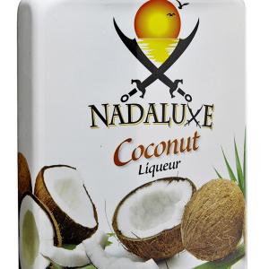 Licor Nadaluxe Coconut Petaca Plástico 35cl