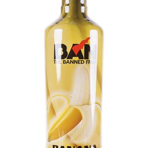 Licor Ban Banana 1 Litro