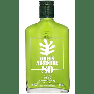 Absenta 80 Green Petaca 20cl