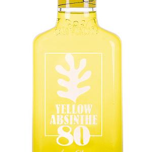 Absenta 80 Yellow Petaca 20cl