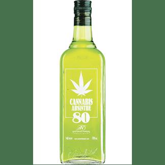 Absenta 80 Cannabis 70cl